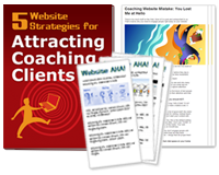 free stuff on coaching websites